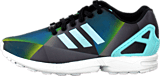 adidas Originals - Zx Flux White/Clear Aqua/Core Black