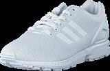 adidas Originals - Zx Flux Ftwr White/Clear Grey