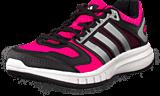 adidas Sport Performance - Galaxy W Solar Pink/Silver /Core Black