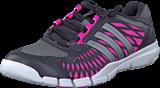 adidas Sport Performance - A.T. 360 Control Light Onix/Tech Grey/Pink