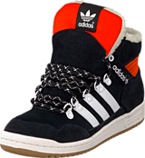 adidas Originals - Pro Conference Wint Core Black/White/Solar Red