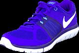 Nike - Wmns Nike Flex 2014 Rn Hypr Grp/White-Crt Prpl-Unvrst