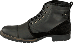Bianco - Clean Boot Black