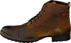 Bianco - Clean Boot Mid Brown