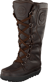 Timberland - Mukluk 16In Dark Brown