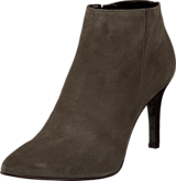 A Pair - Pointed Bootie Taupe