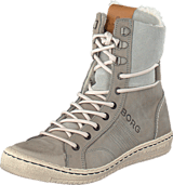 Björn Borg - Wendy High Fur Light Grey