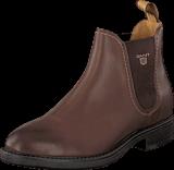 Gant - Lydia Tobacco Brown Leather