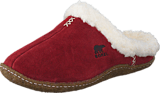 Sorel - Nakiska Slide 631 Garnet Red