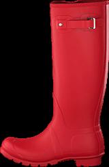 Hunter - Women's Original Tall Military Red