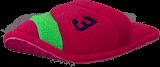 Ralph Lauren Junior - Rugby Stripe Cuff Fuchsia