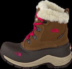 The North Face - Mcmurdo Boot Sepbro/Demibro