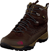 The North Face - W Storm Winter Gtx Dem Bro/Gan Bro