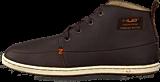 Hub Footwear - Subway Dk Brown