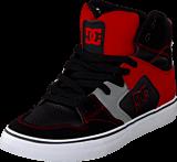 DC Shoes - PRO SPEC 3.0 VLC Black/Ath Red