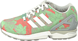 adidas Originals - Zx Flux W Clear Onix/White/Vista Pink