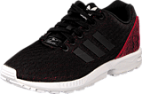 adidas Originals - Zx Flux W Core Black/Tomato