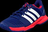adidas Sport Performance - Adipower Stabil 11 Amazon Purple/White/Solar Red