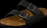 Birkenstock - Arizona Regular Oiled Leather Black