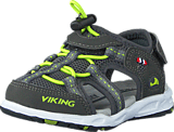 Viking - Thrill Charcoal/Lime