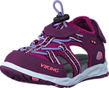 Viking - Thrill Plum/Dark Pink