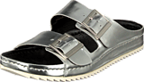 Clarks - Netrix Rose Silver Metallic