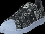 adidas Originals - Superstar W Core Black/Core Black/Spray S1