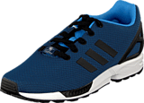 adidas Originals - Zx Flux K Blue/Black/White