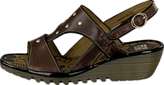 Fly London - Odum Dk Brown/Black