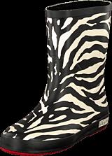 Vincent - Zebra Black