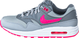 Nike - Nike Air Max 1 (Gs) Wolf Grey/Hypr Pink-Cl Gry-Wht