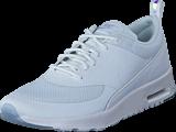 Nike - Wmns Nike Air Max Thea Prm White/White-Blue Tint