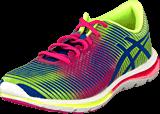 Asics - Gel Super J33 Yellow/Pink