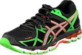 Asics - GEL-KAYANO 21 Black/Lightning/Flash Green