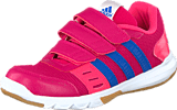 adidas Sport Performance - Essential Star 2 Cf K Pink/Blue/Super Pink