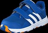 adidas Sport Performance - Snice 4 Cf I Eqt Blue/Ftwr White/Orange