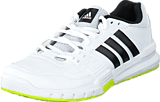 adidas Sport Performance - Essential Star .2 White/Core Black/Slime