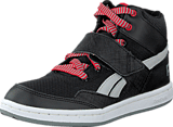 Reebok - Reebok Mission Black/Gravel/Neon Cherry