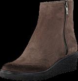 Ilse Jacobsen - Platform Ancle Boots Chocolate