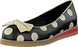 Lola Ramona - Cecilia 412801 Black/Cream dots