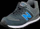 New Balance - ML574TTC Black/Grey