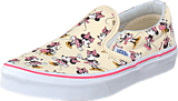 Vans - Classic Slip-On V1SQGHI (Disney) Minnie Mouse