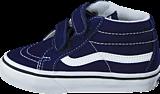 Vans - SK8-Mid Reissue V Patriot Blue/True White