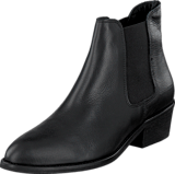 Amust - Kamil Low Boot Leather Black