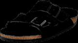 Birkenstock - Arizona Black Sheepskin Black
