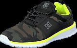 DC Shoes - Heathrow Se M Shoe Black Camo