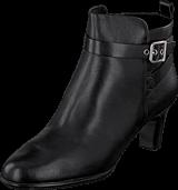 Rockport - Total Motion 60Mm Heel Strap Black Burn Calf