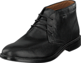 Clarks - Chilver Hi GTX Black Leather