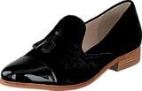 Clarks - Hotel Chic Black int Lea