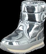 Rubber Duck - Classic SnowJoggers/Metallic Shiny Metallic Pu Silver
